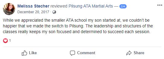 Kids 3, Pilsung ATA Martial Arts