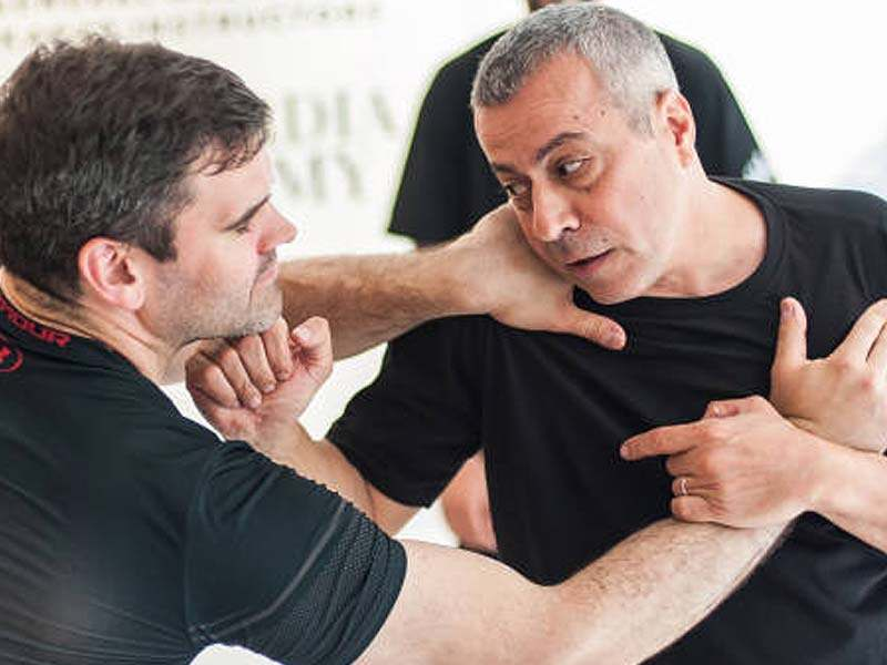 Kravinperson, Pilsung ATA Martial Arts